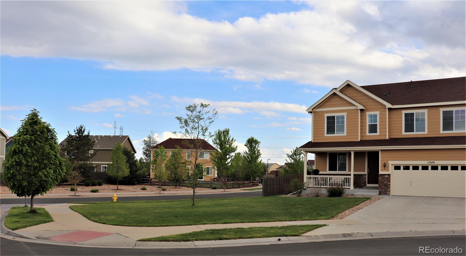 11349 S Cedar Gulch Lane Property Photo - Parker, CO real estate listing