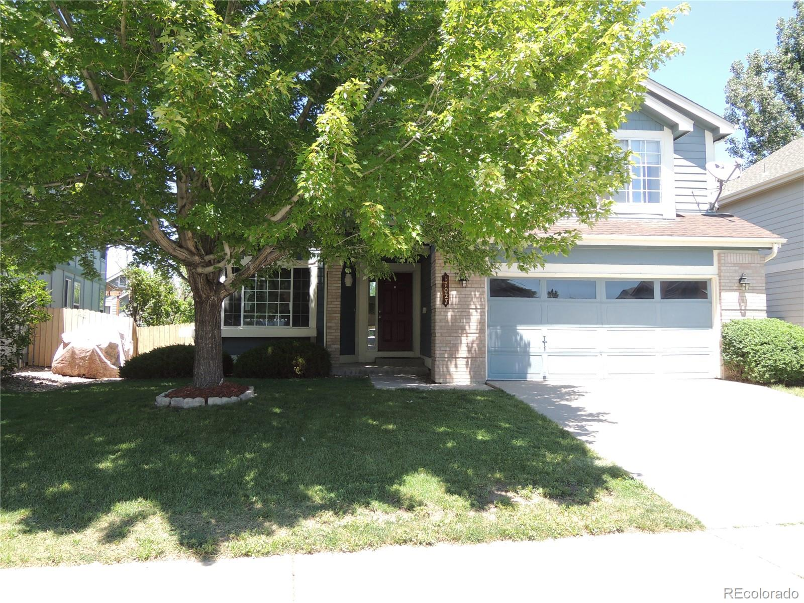 17027 Numa Place Property Photo - Parker, CO real estate listing