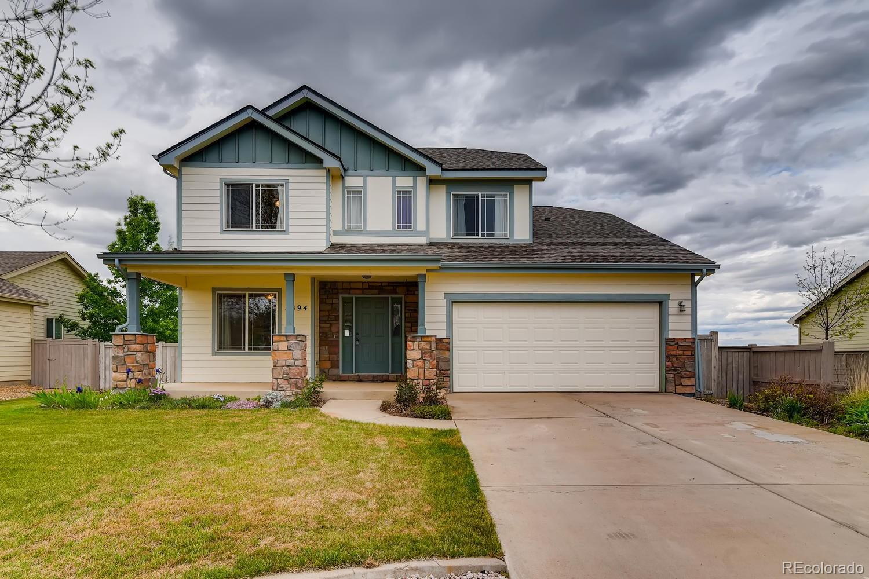 3394 Iron Horse Way Property Photo - Wellington, CO real estate listing