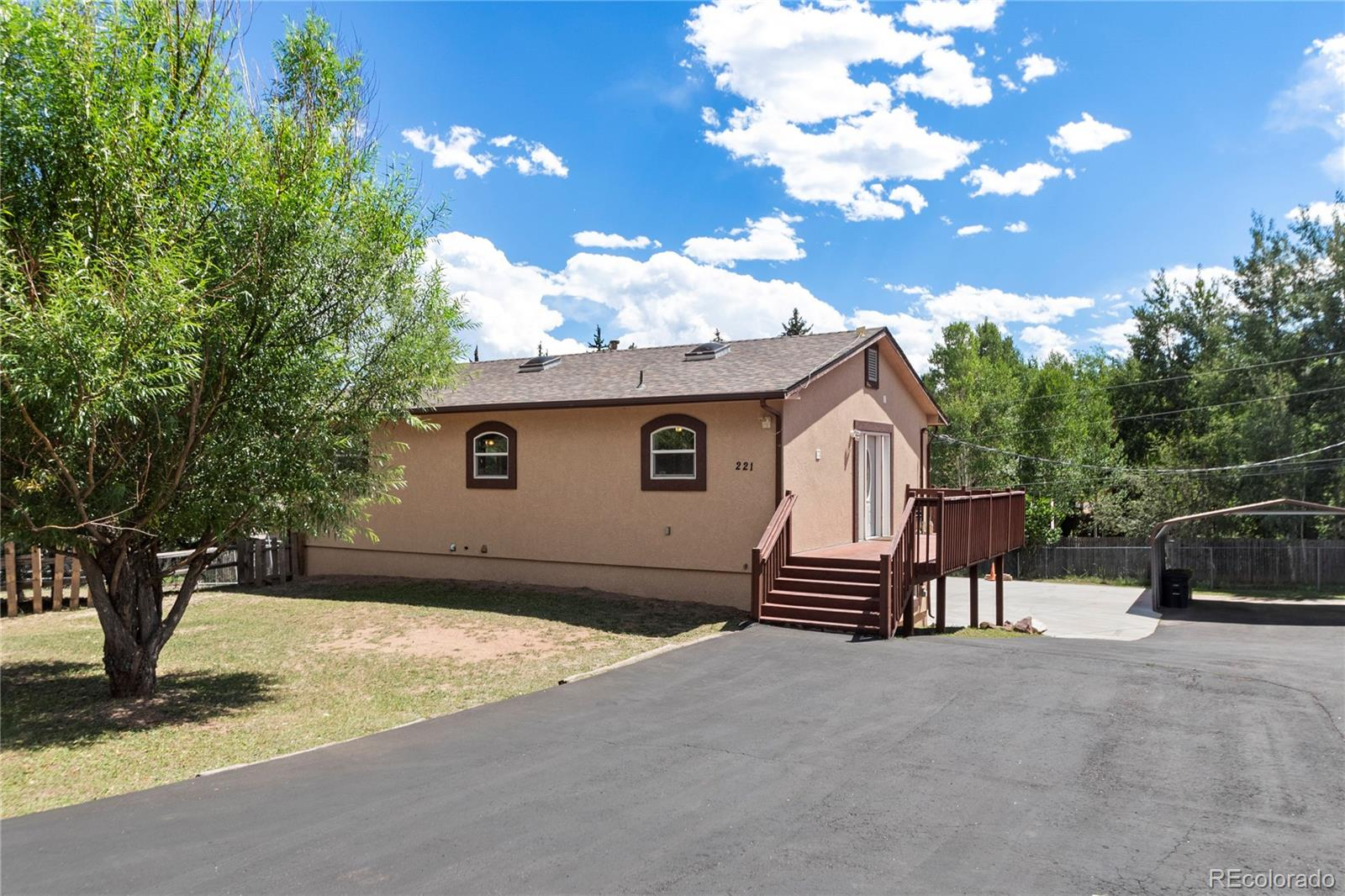 221 PikeView Avenue Property Photo - Woodland Park, CO real estate listing