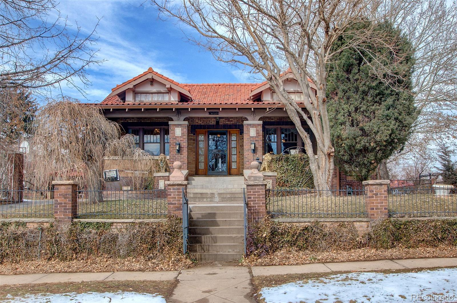 5033 W 33rd Avenue Property Photo - Denver, CO real estate listing