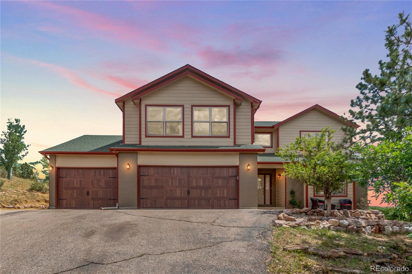 2870 Spaatz Road Property Photo - Monument, CO real estate listing