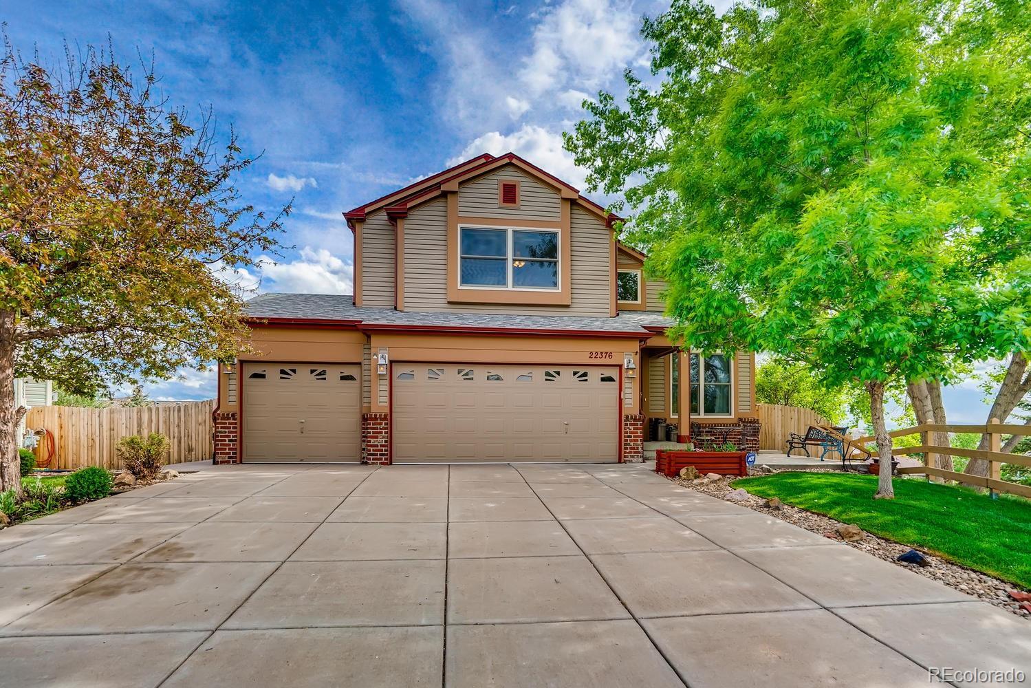22376 E Dorado Place Property Photo - Aurora, CO real estate listing
