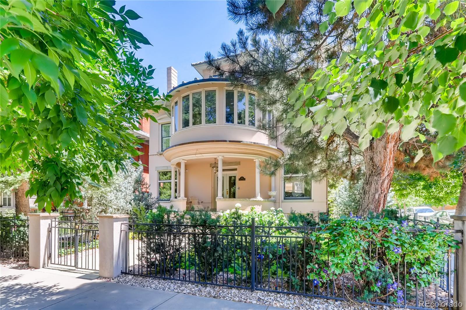 900 Clarkson Street Property Photo - Denver, CO real estate listing