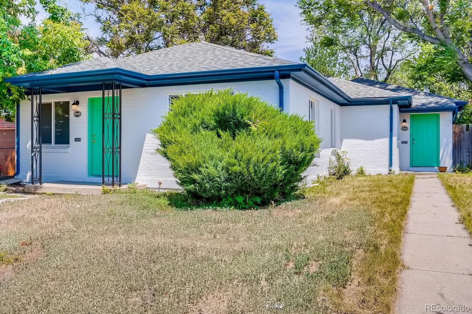 1520 Olive Street Property Photo - Denver, CO real estate listing