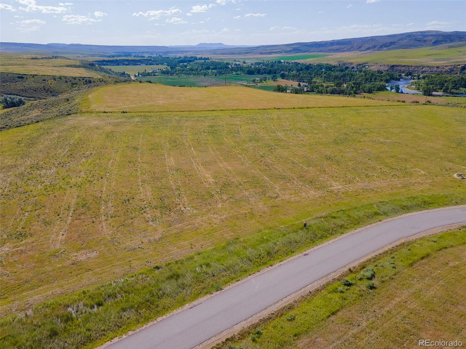 38775 Ridge Line Court Property Photo - Hayden, CO real estate listing