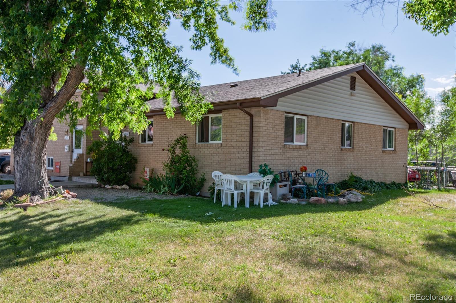 1553-1555 Willodene Drive Property Photo - Longmont, CO real estate listing
