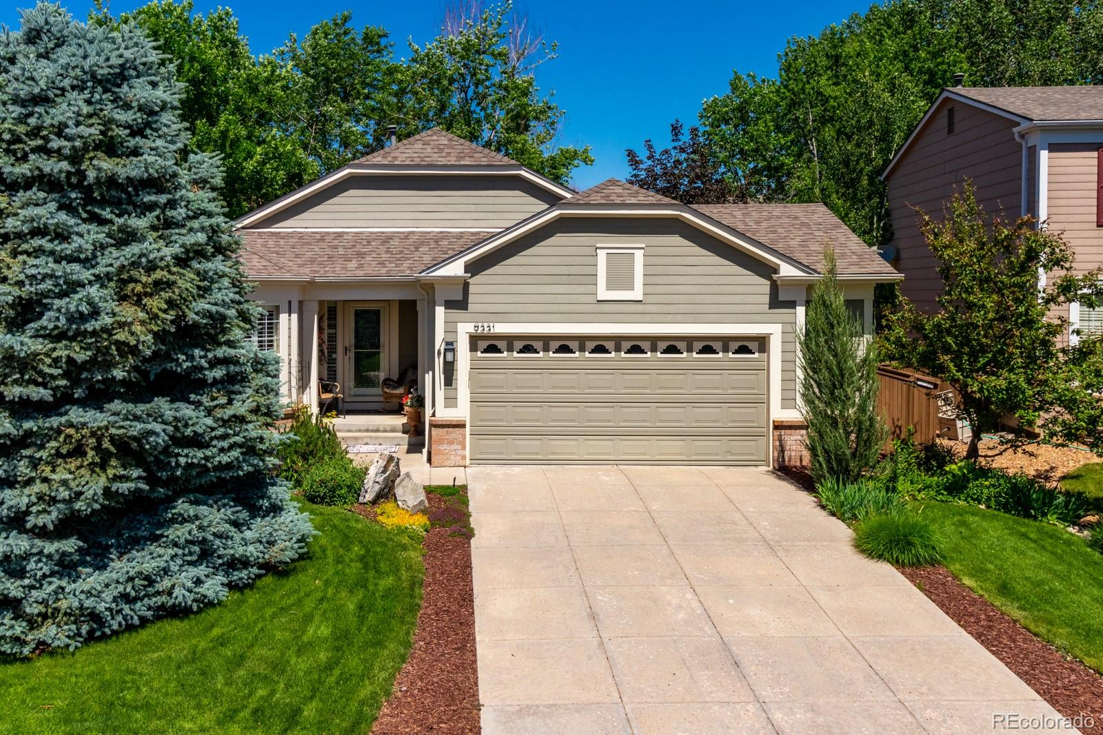 9331 Desert Willow Road Property Photo - Highlands Ranch, CO real estate listing