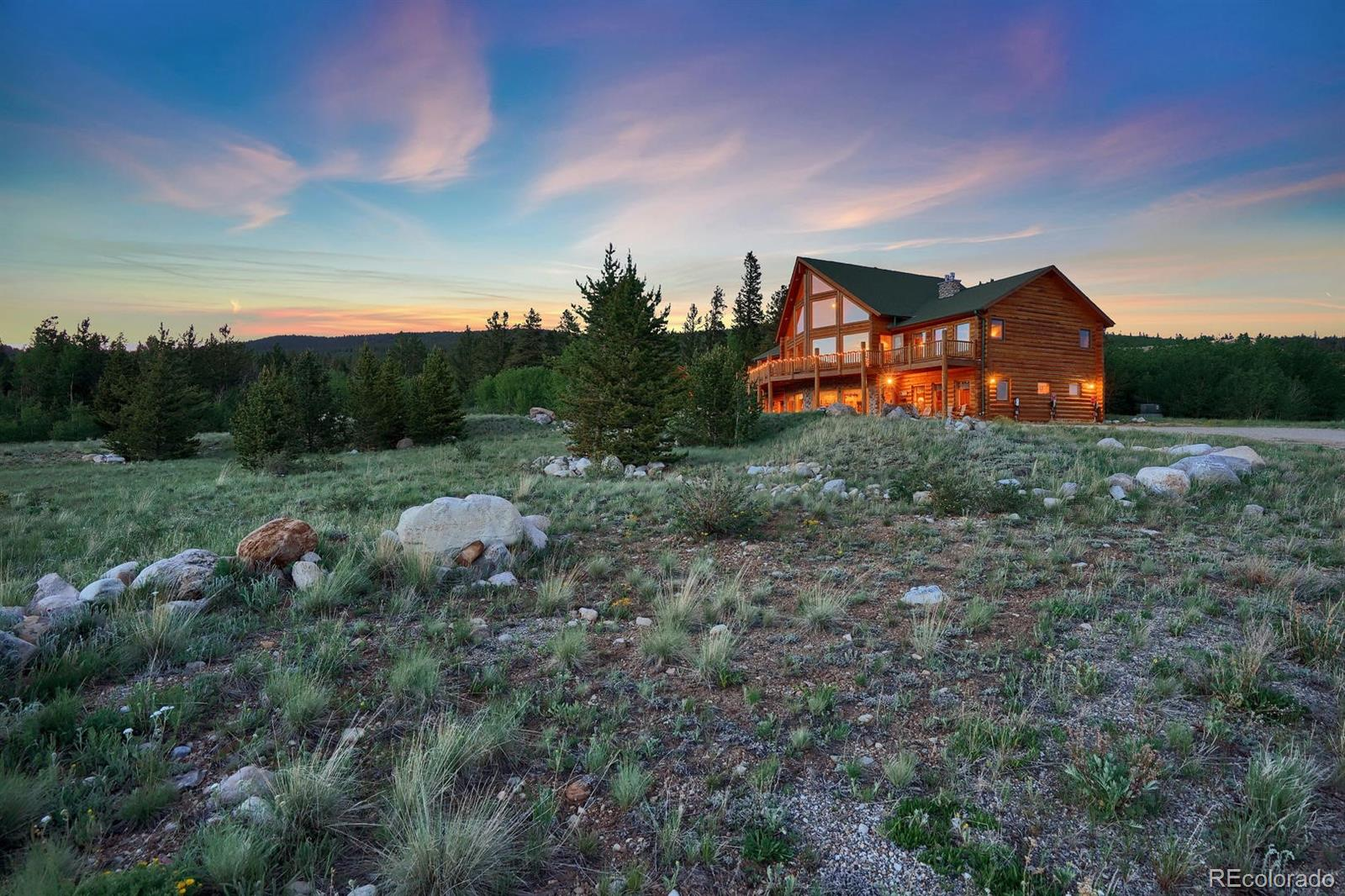 52516 HWY 9 Highway Property Photo - Alma, CO real estate listing