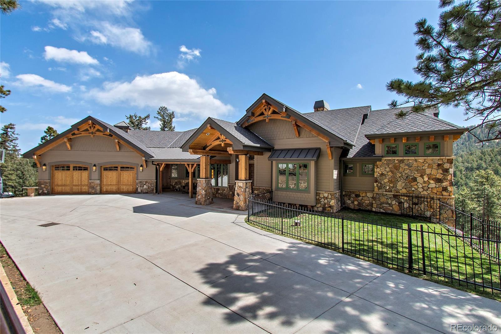 100 Sky Hill Drive, Evergreen, CO 80439 - Evergreen, CO real estate listing