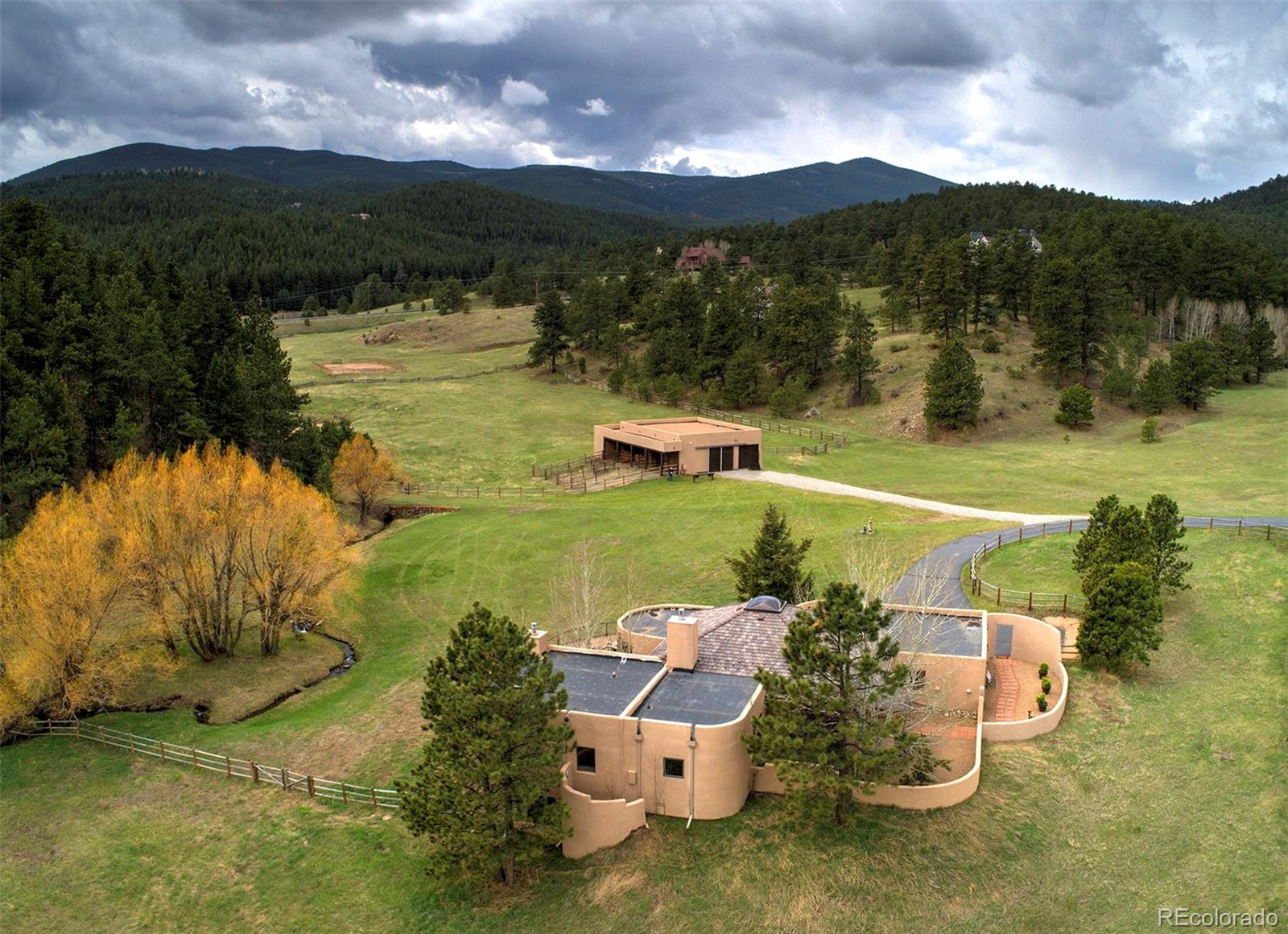 446 Meadow Vista Drive Property Photo - Evergreen, CO real estate listing