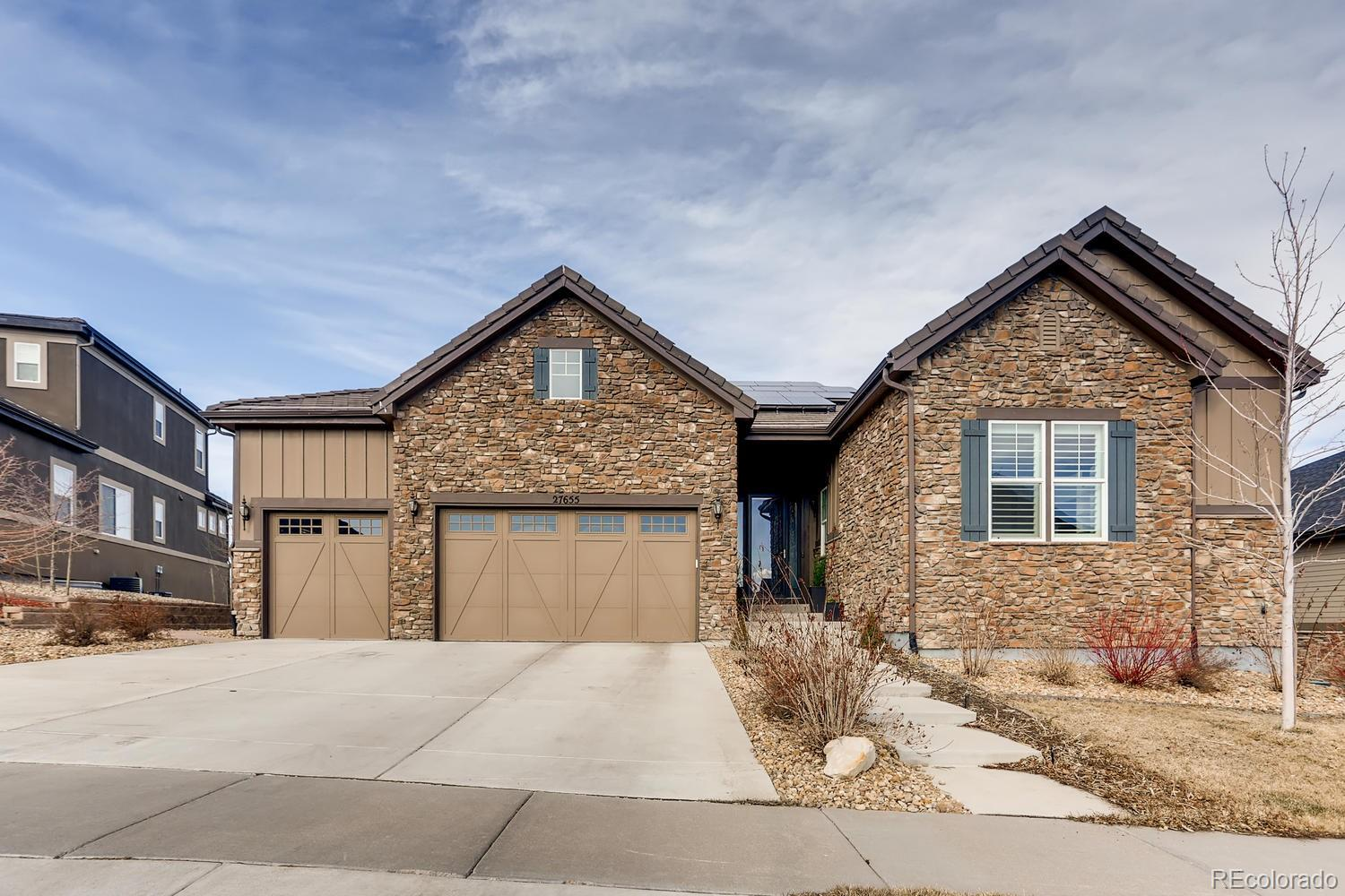 27655 E Moraine Drive, Aurora, CO 80016 - Aurora, CO real estate listing