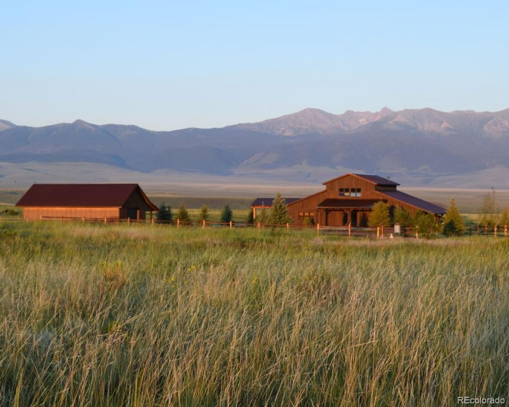 750 Airway Drive Property Photo - Westcliffe, CO real estate listing
