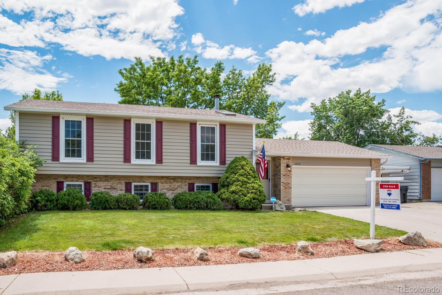 8856 W Clifton Avenue Property Photo - Littleton, CO real estate listing