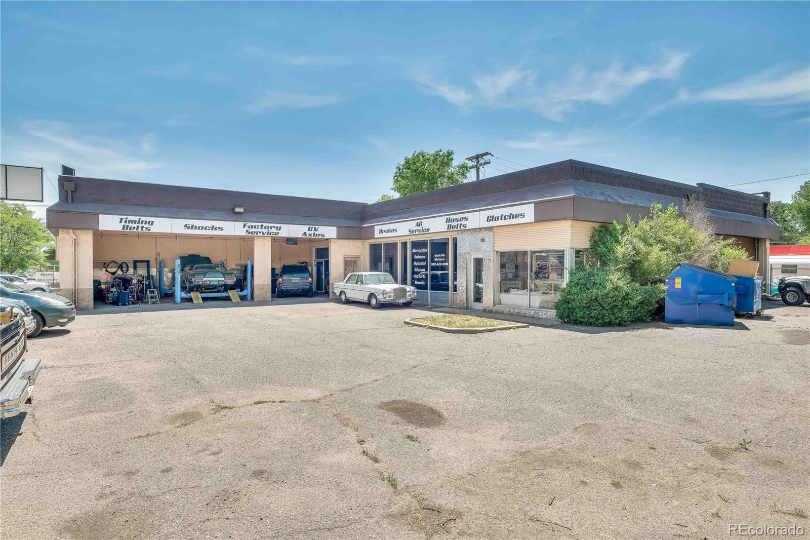 8090 W Colfax Avenue Property Photo - Lakewood, CO real estate listing