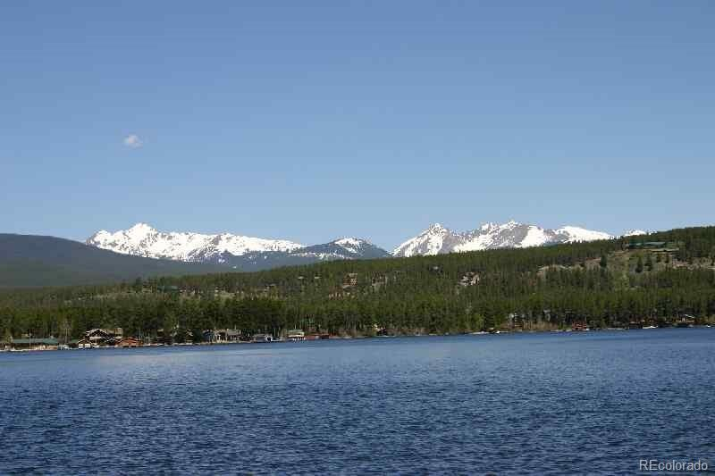 GCR 697 Property Photo - Grand Lake, CO real estate listing