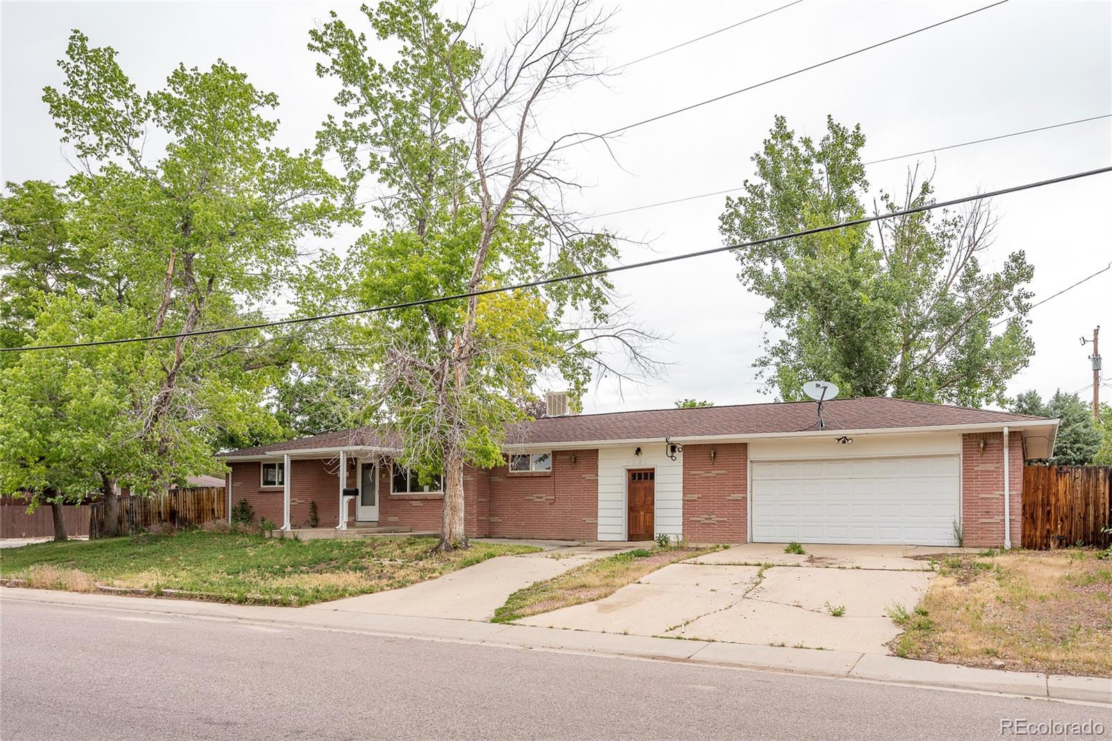 4281 Shaw Boulevard Property Photo - Westminster, CO real estate listing