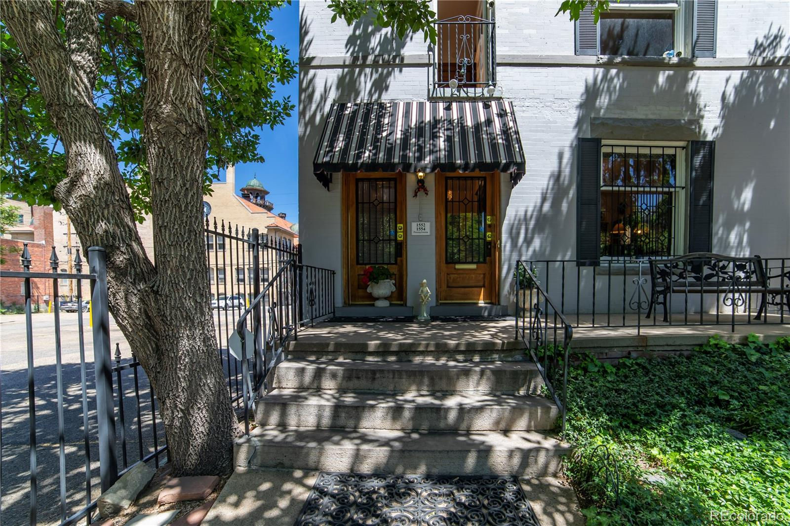 1552-1554 N Pennsylvania Street Property Photo - Denver, CO real estate listing