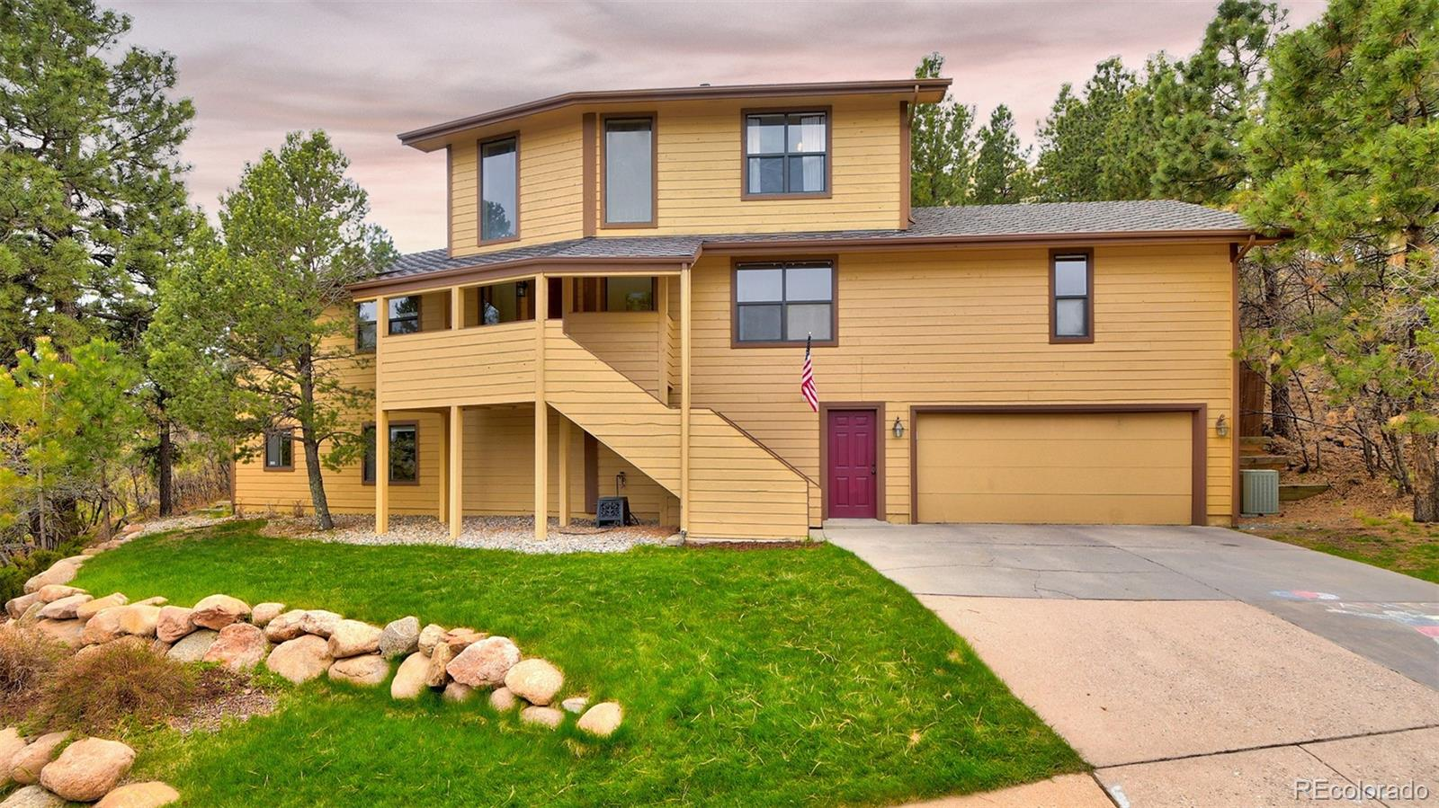 7530 Delmonico Drive, Colorado Springs, CO 80919 - Colorado Springs, CO real estate listing