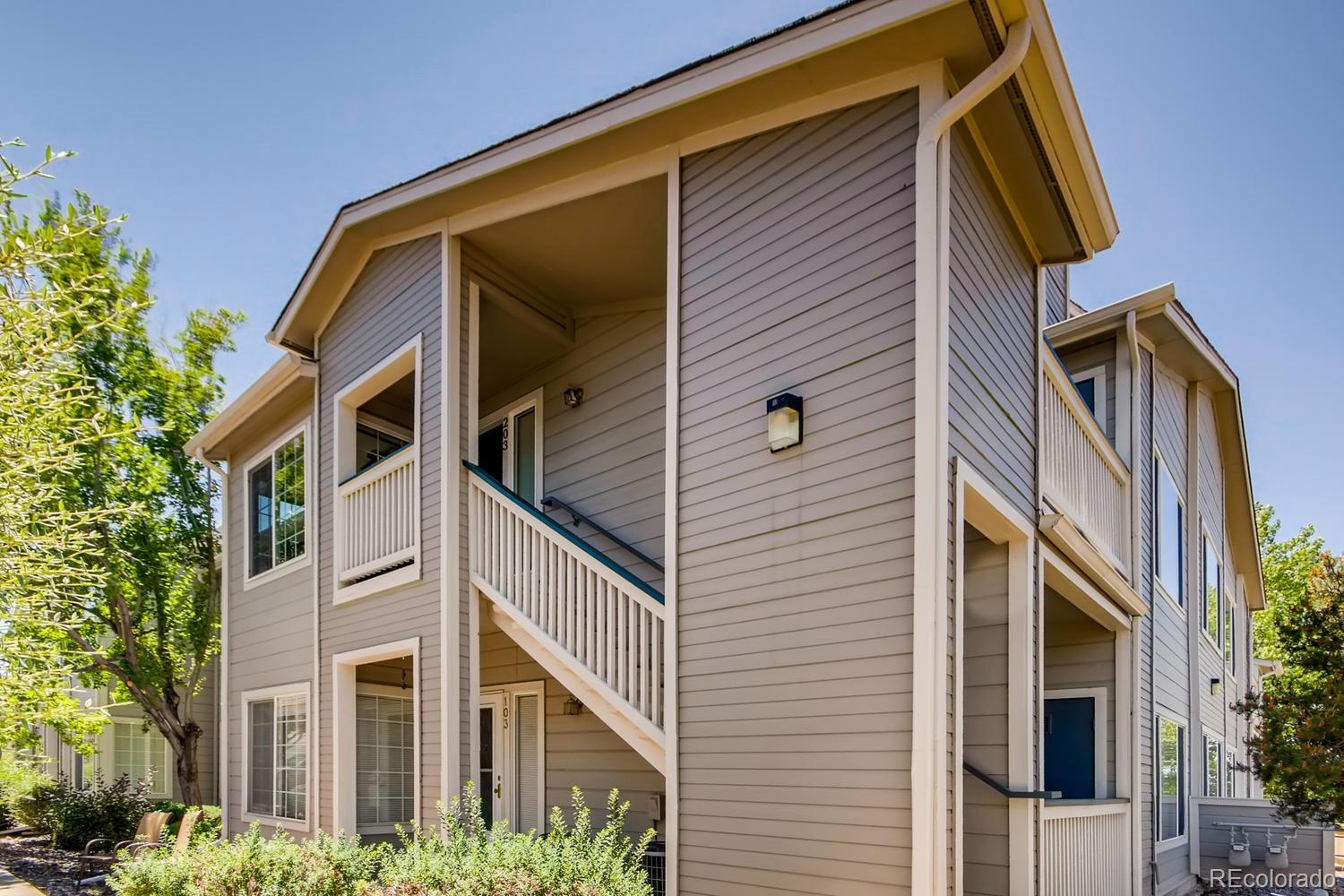 3701 Cactus Creek Court #203 Property Photo - Highlands Ranch, CO real estate listing