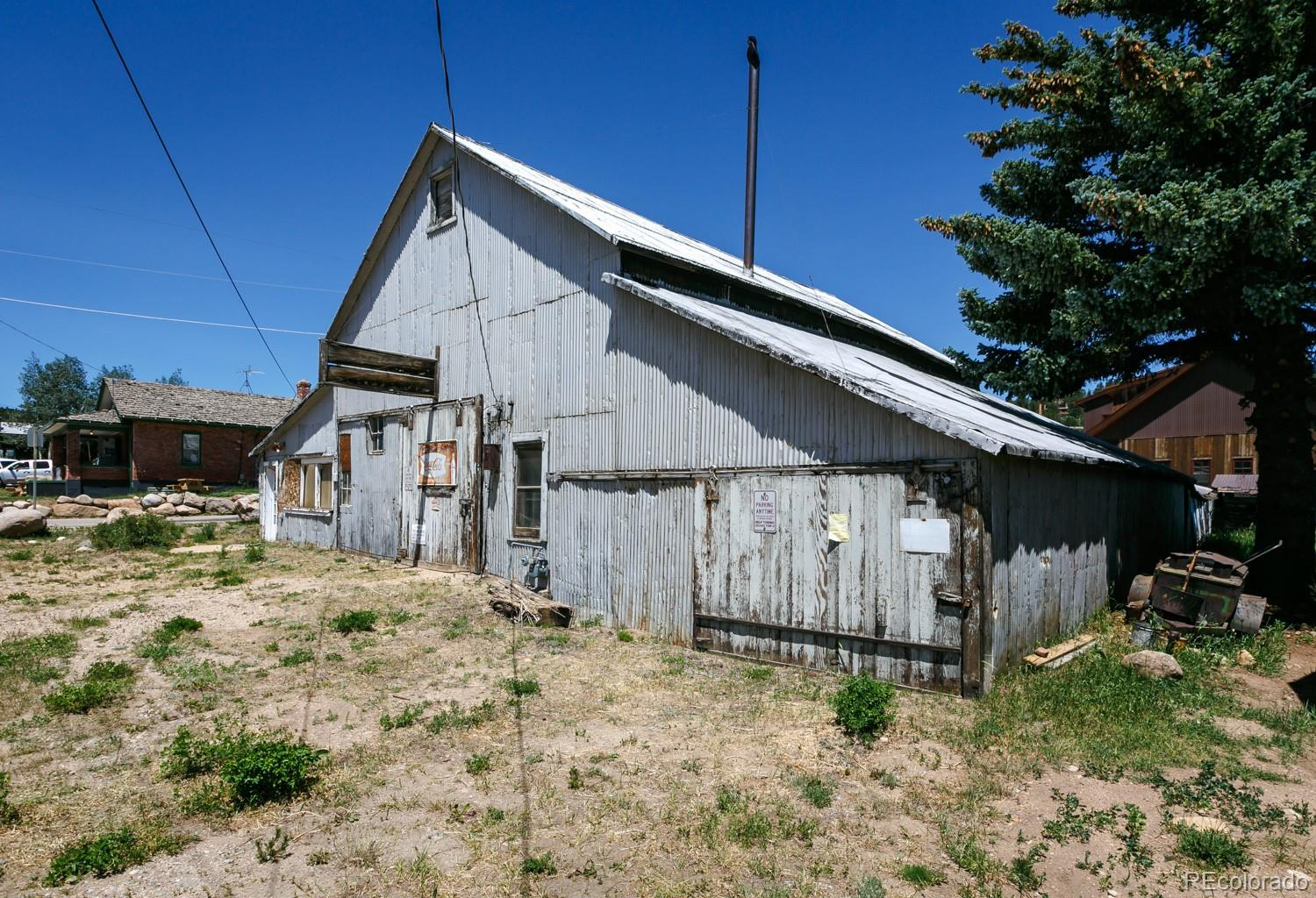 103 E 1st Street Property Photo - Nederland, CO real estate listing