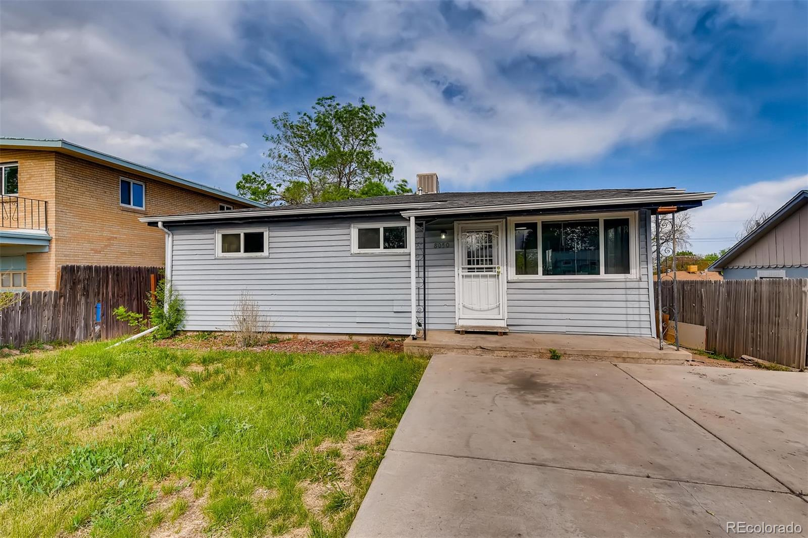 8050 Lowell Boulevard Property Photo - Westminster, CO real estate listing