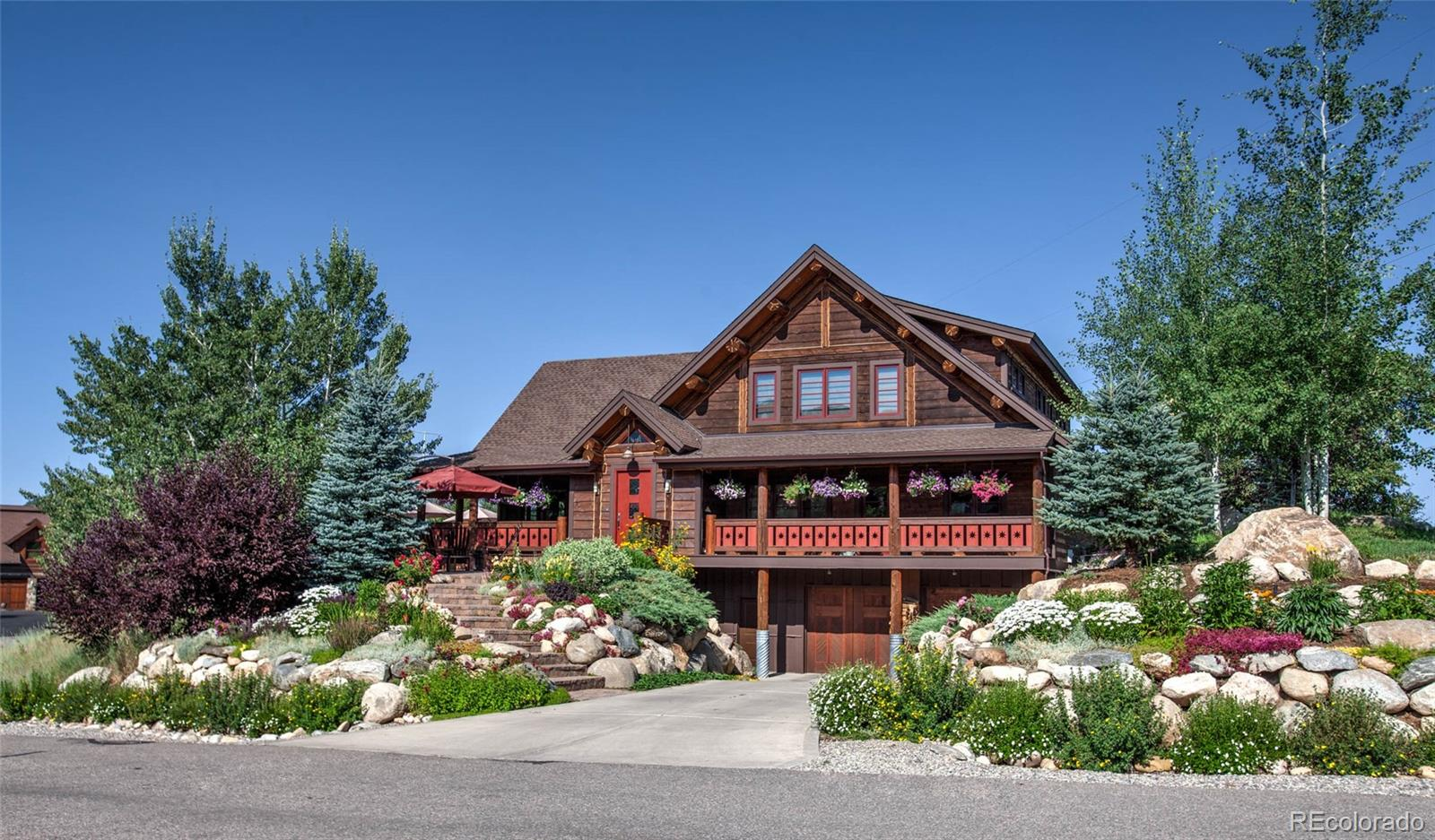 153 Telemark Court Property Photo - Steamboat Springs, CO real estate listing