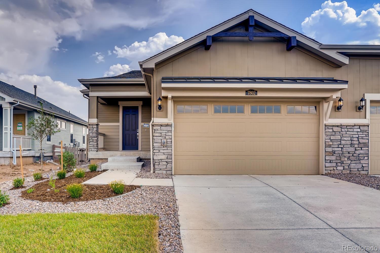 7802 Plateau Creek Lane Property Photo - Littleton, CO real estate listing