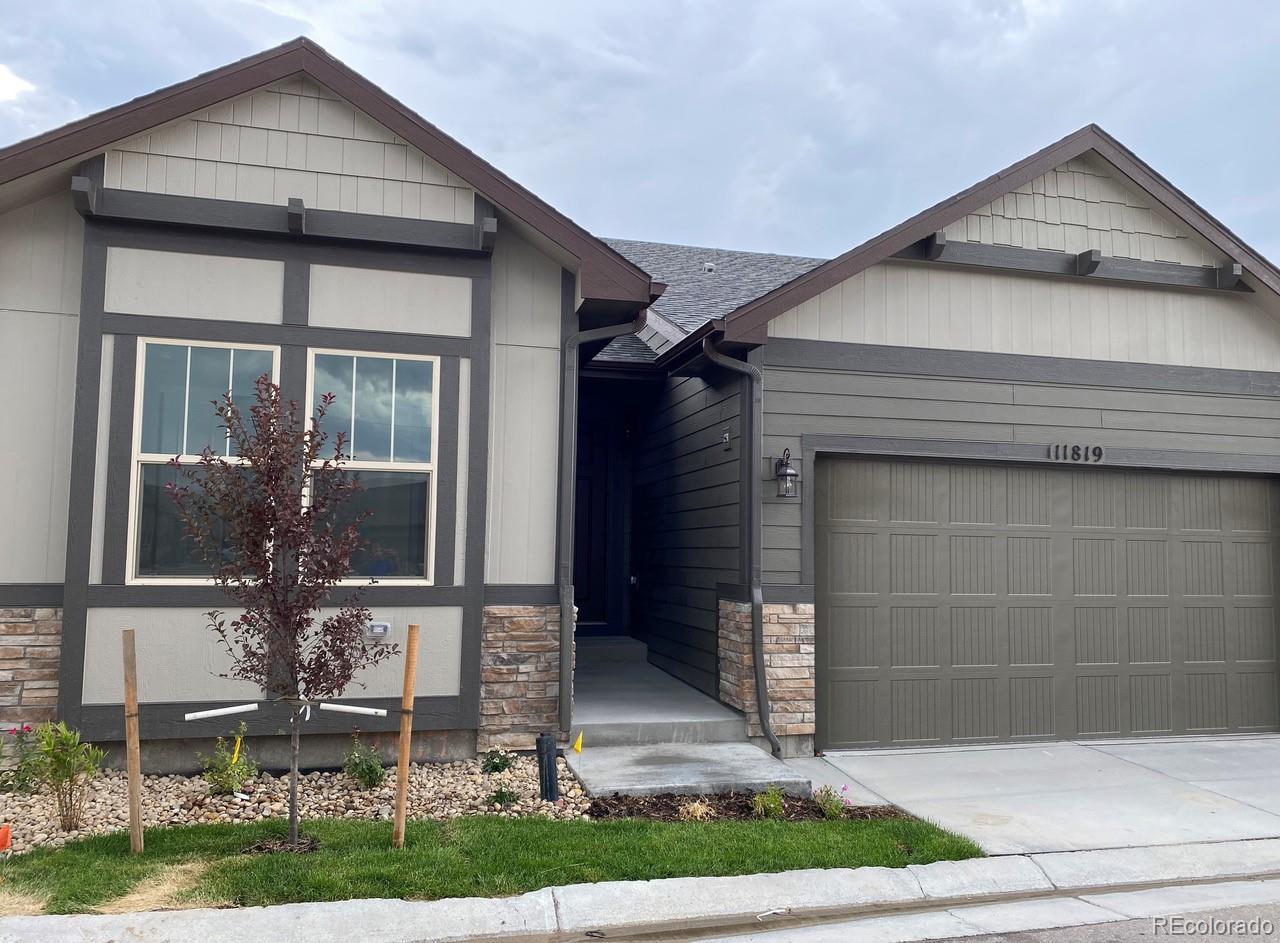 11819 Barrentine Loop Property Photo - Parker, CO real estate listing