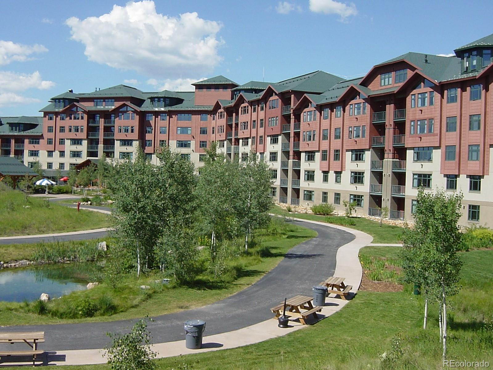 2300 Mount Werner Circle #703 Cal 3 Property Photo - Steamboat Springs, CO real estate listing