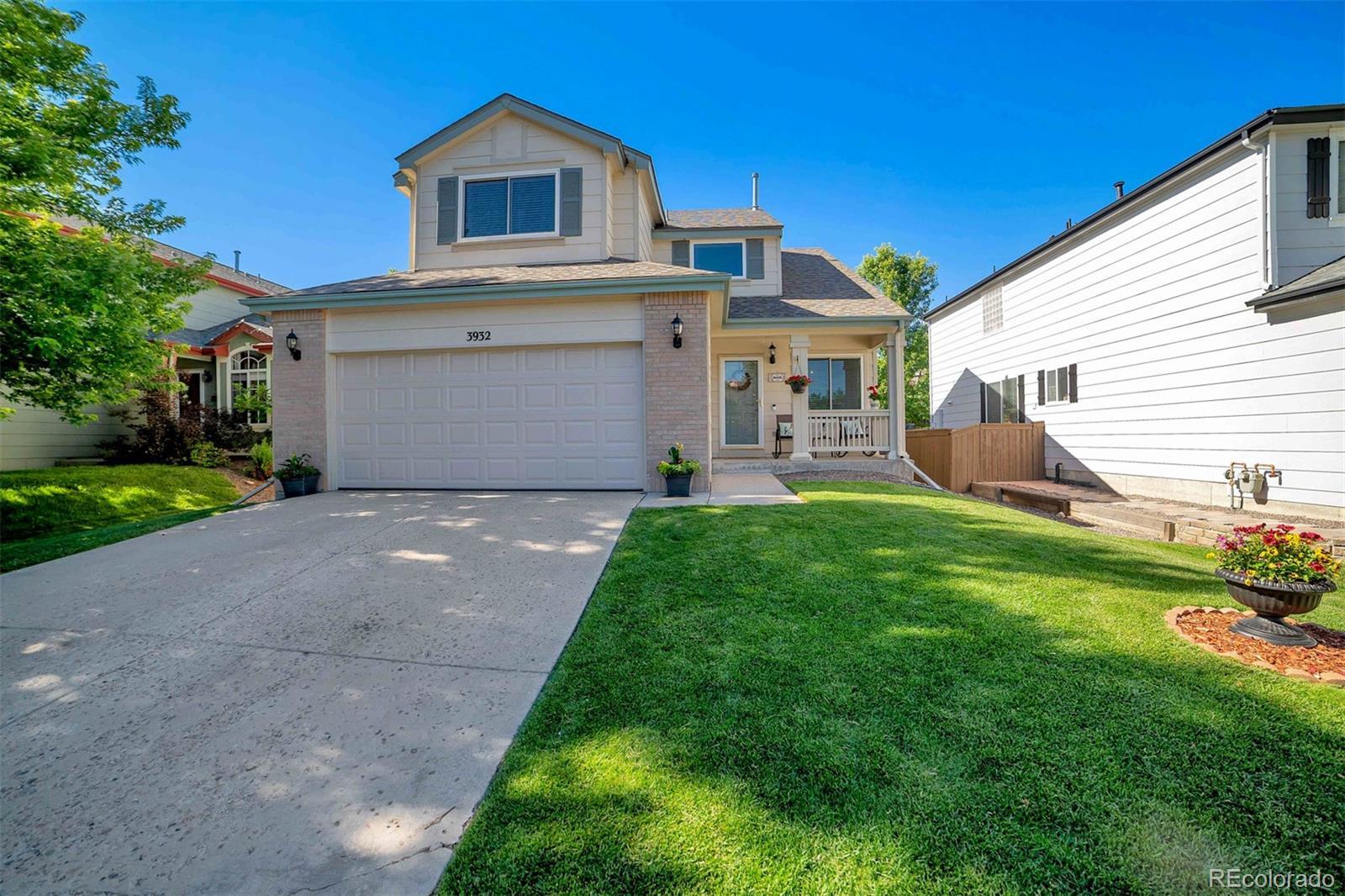 3932 Garnet Court Property Photo - Highlands Ranch, CO real estate listing