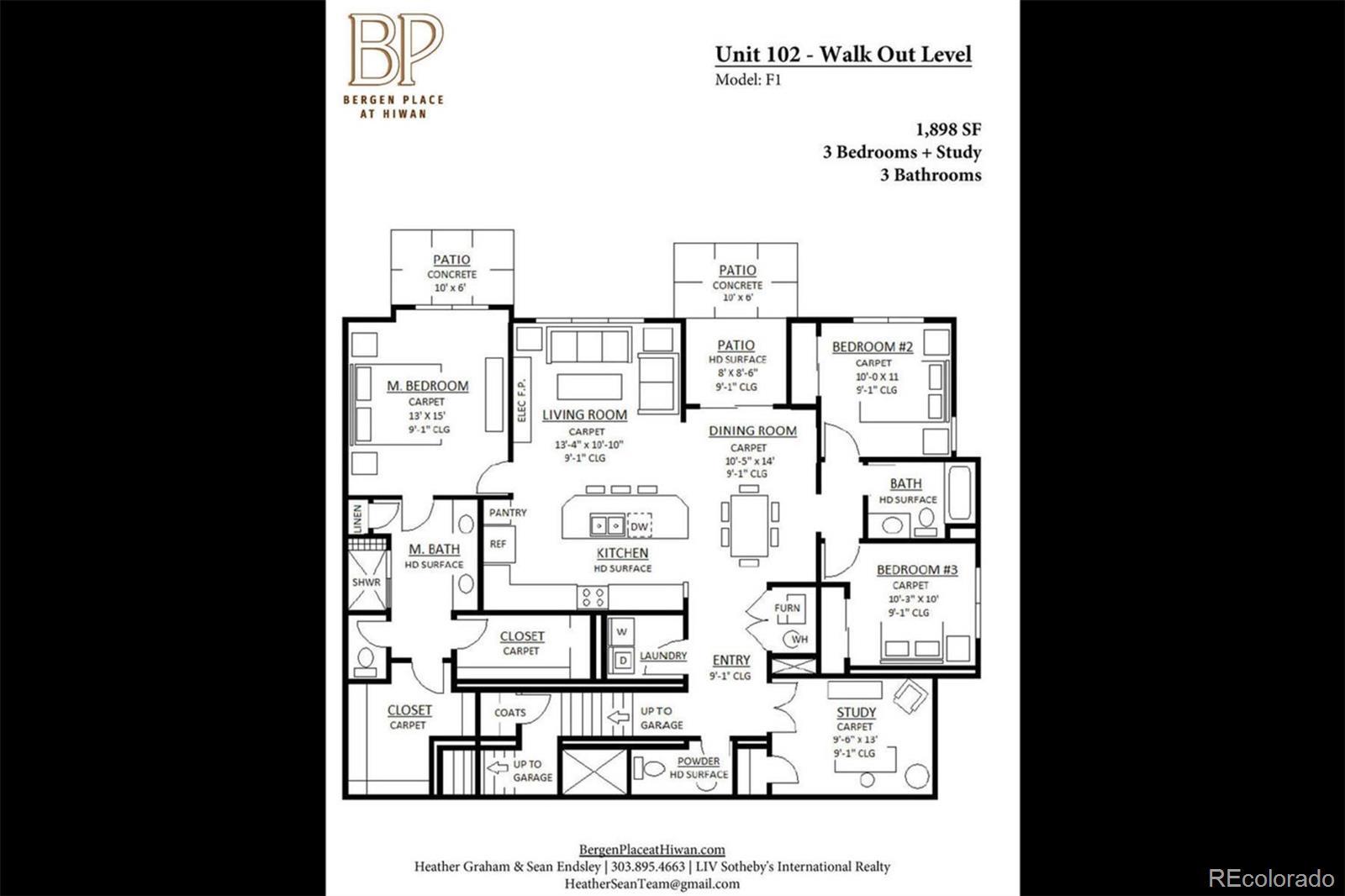 31191 Black Eagle Drive #102, Evergreen, CO 80439 - Evergreen, CO real estate listing