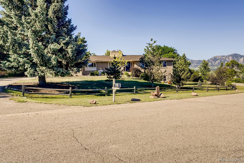 1478 Meadow Lark Drive Property Photo - Boulder, CO real estate listing