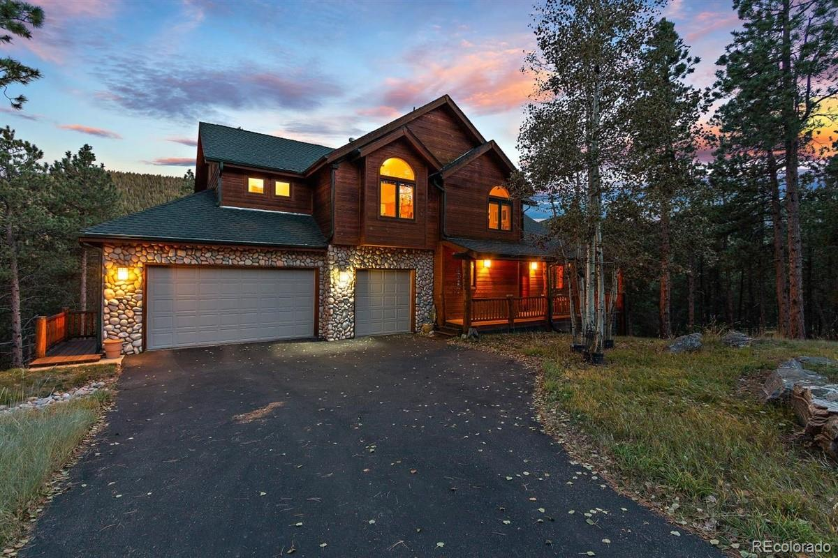 7322 Brook Trout Trail, Evergreen, CO 80439 - Evergreen, CO real estate listing