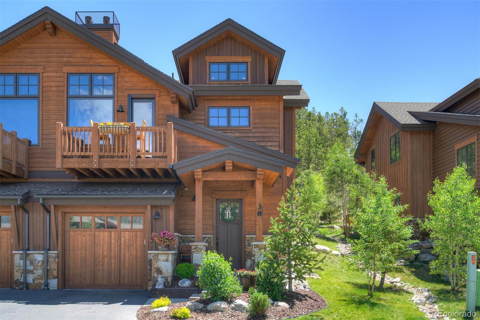 38 Dewey Placer Drive Property Photo - Breckenridge, CO real estate listing