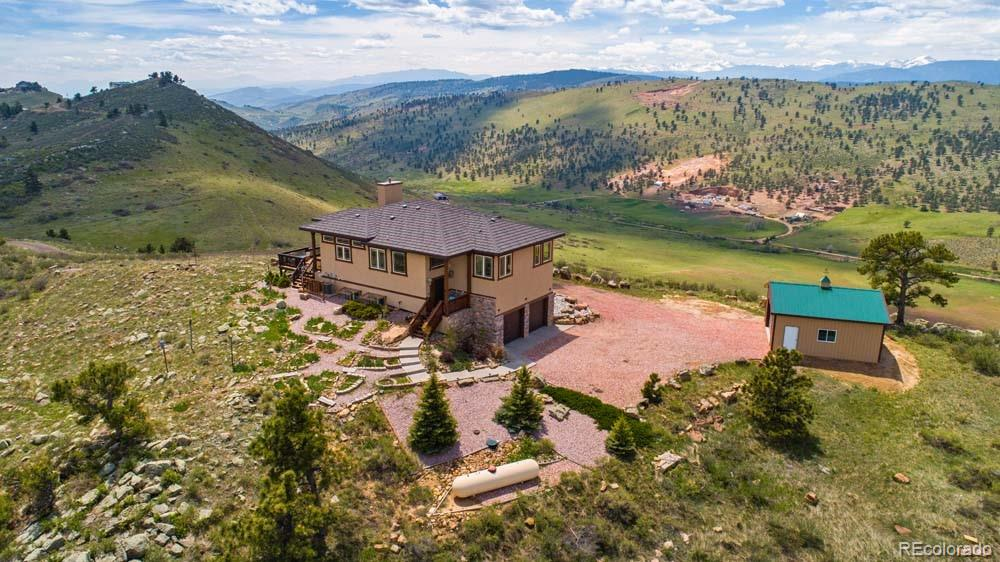 905 Eagle Pass Road Property Photo - Berthoud, CO real estate listing