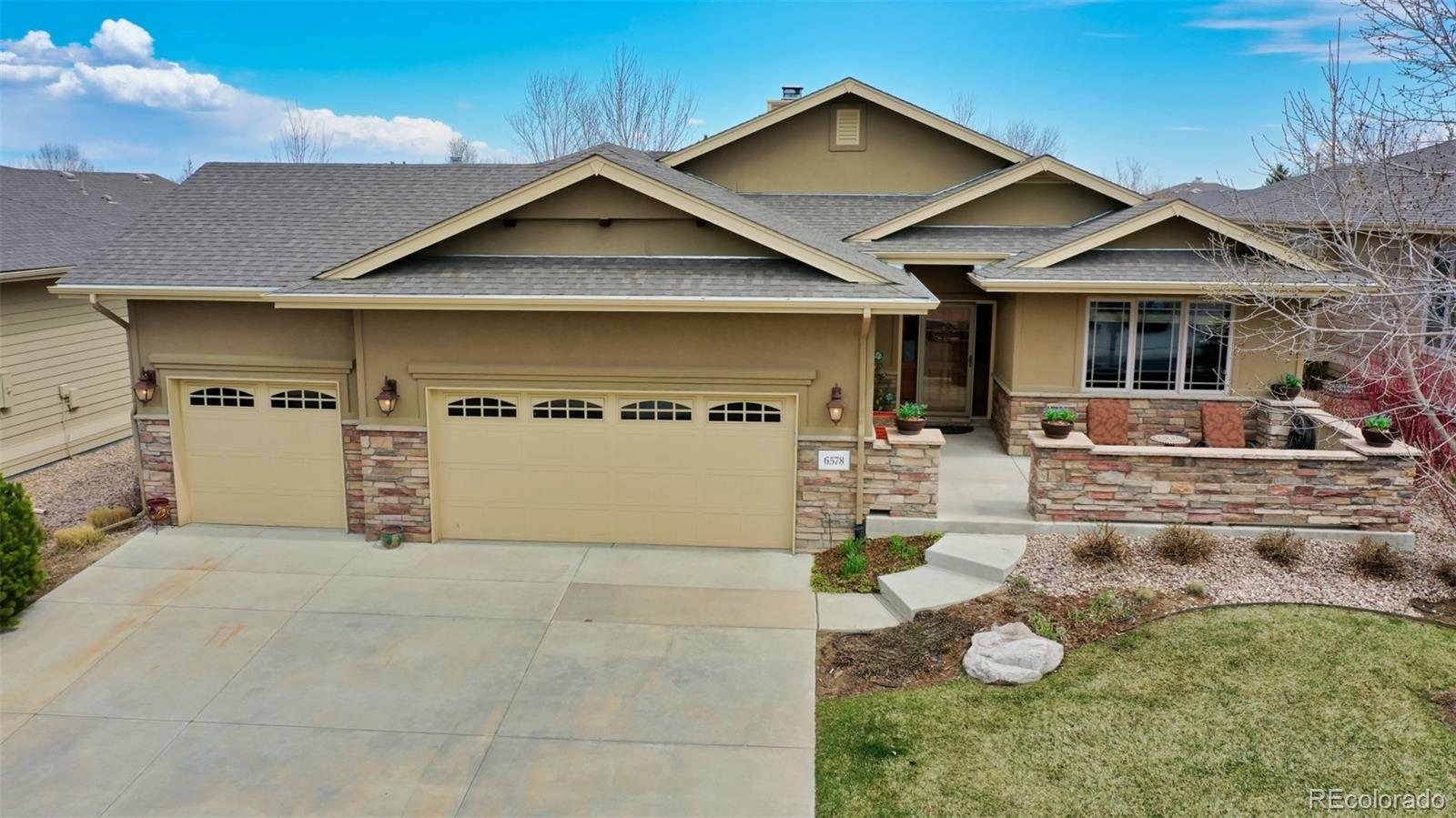6578 Pumpkin Ridge Drive Property Photo - Windsor, CO real estate listing