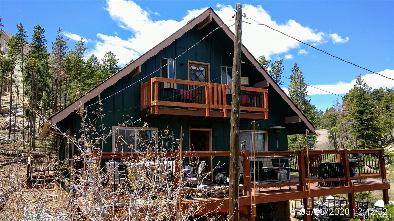 11682 Hillcrest Road Property Photo - Golden, CO real estate listing