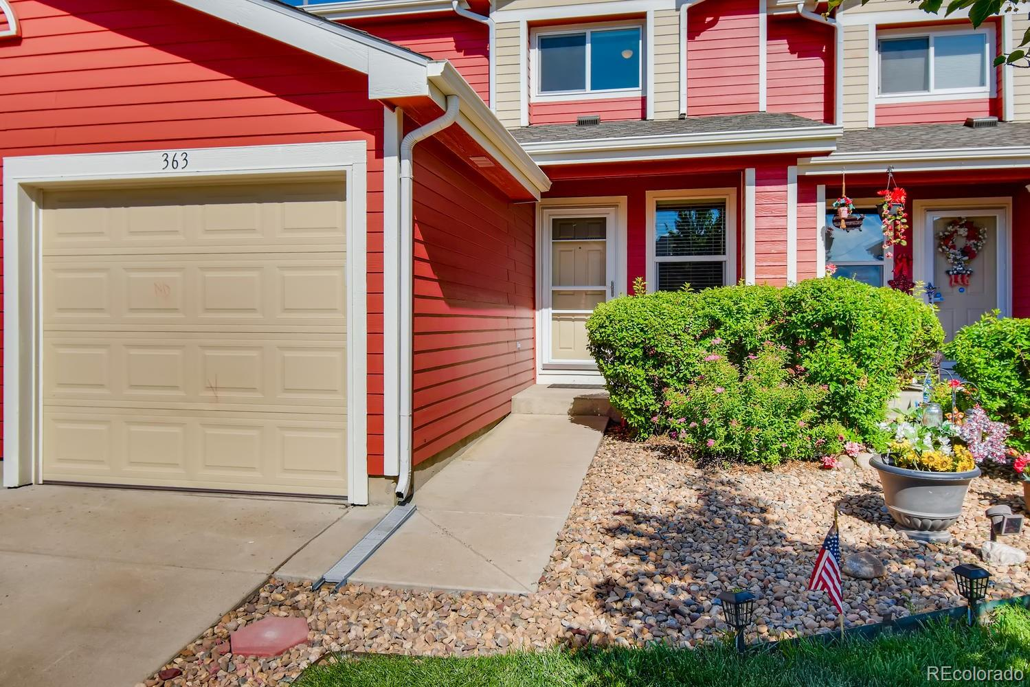 363 Montgomery Drive Property Photo - Erie, CO real estate listing