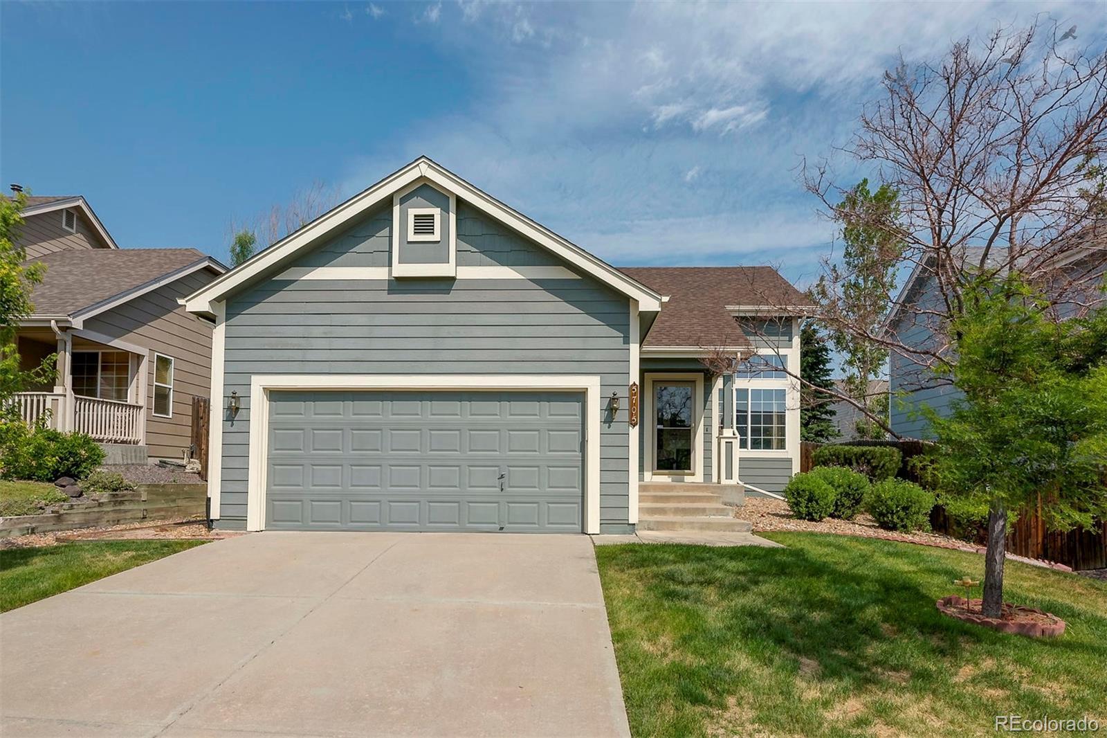 5705 S Zante Circle Property Photo - Aurora, CO real estate listing