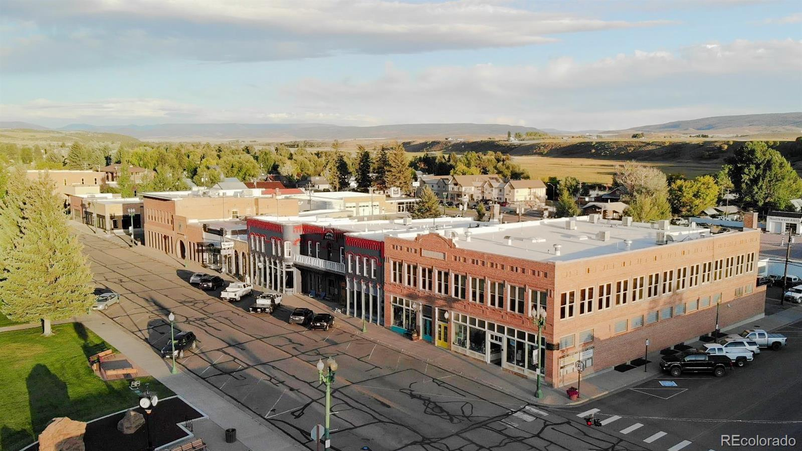 594 Main Street Property Photo - Meeker, CO real estate listing