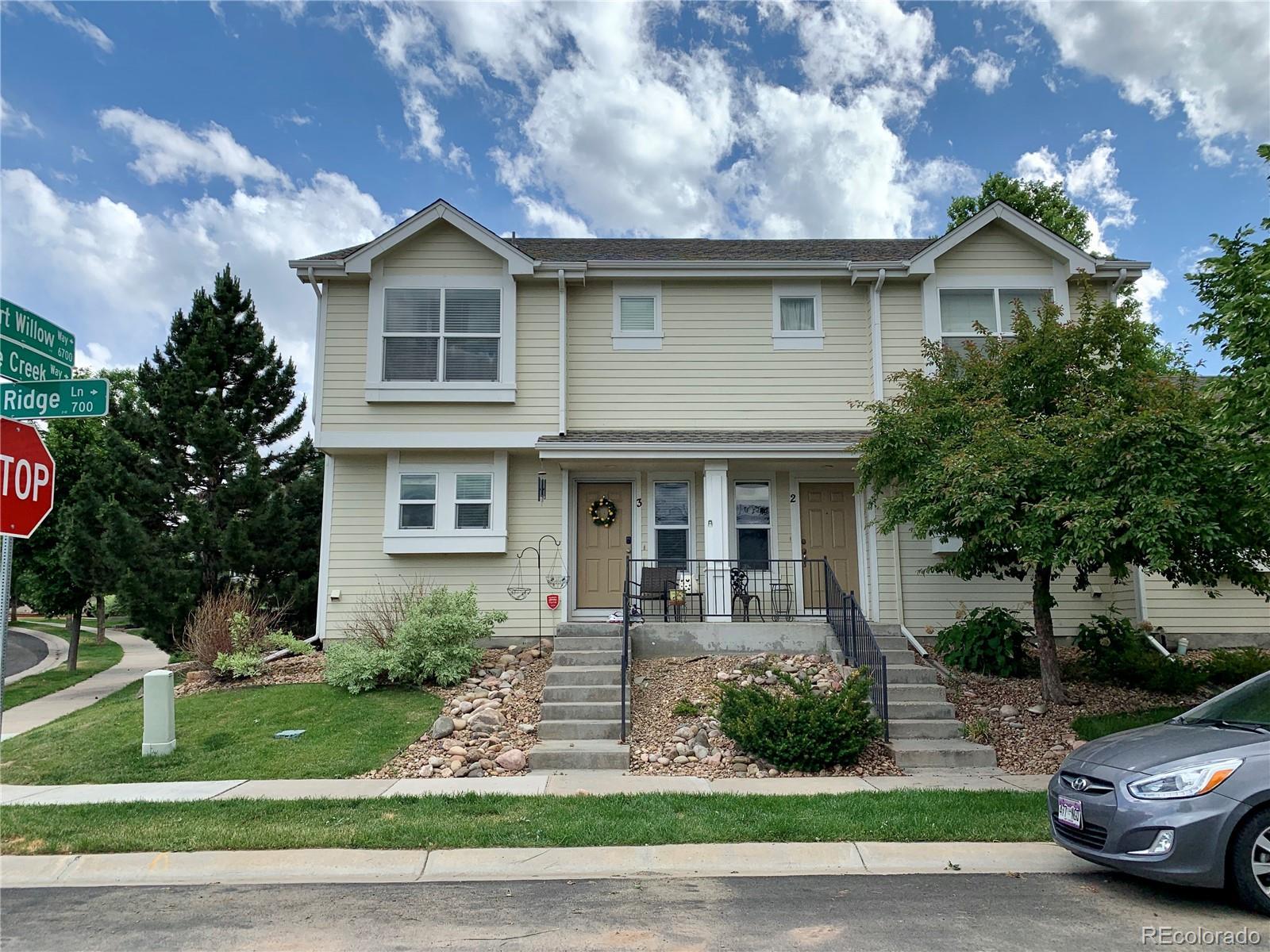 709 Crown Ridge Lane #3 Property Photo - Fort Collins, CO real estate listing