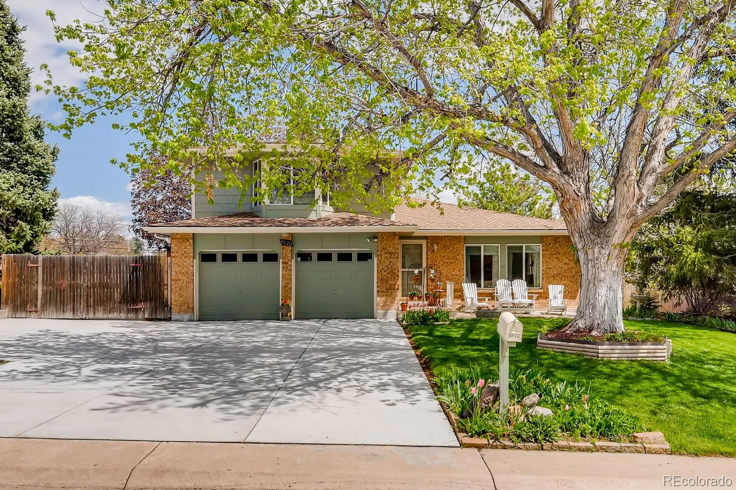 8120 Julian Street Property Photo - Westminster, CO real estate listing