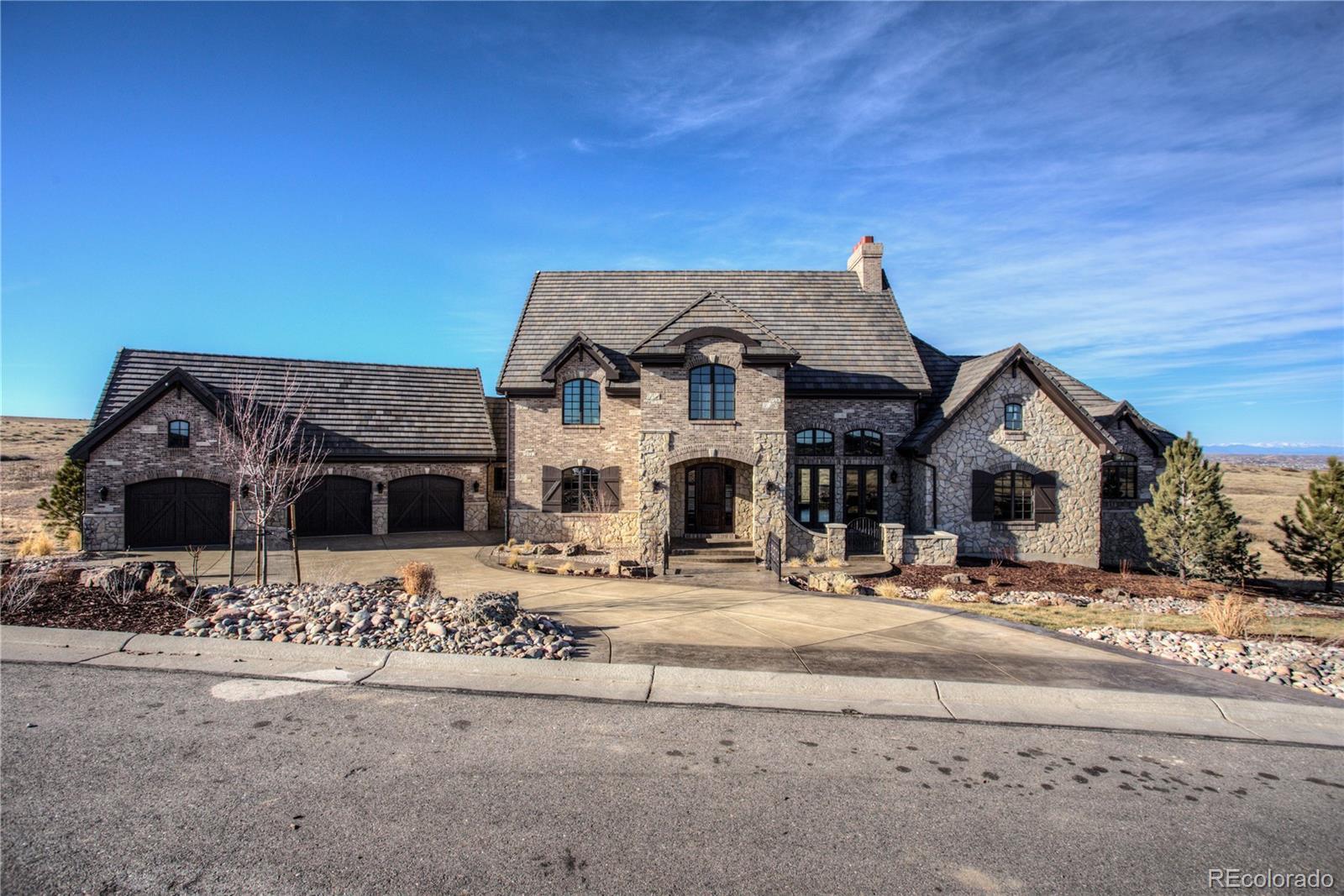 9355 Red Primrose Street Property Photo - Franktown, CO real estate listing