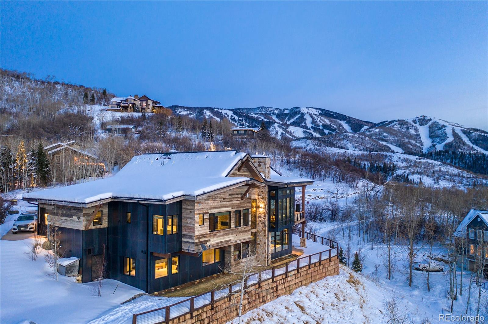 145 Deer Clover Lane Property Photo - Steamboat Springs, CO real estate listing