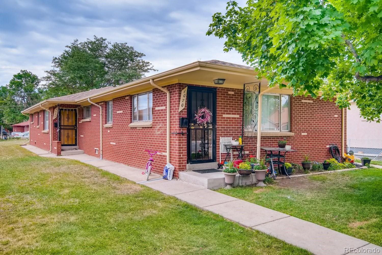 1070-1072 S Decatur Street Property Photo - Denver, CO real estate listing