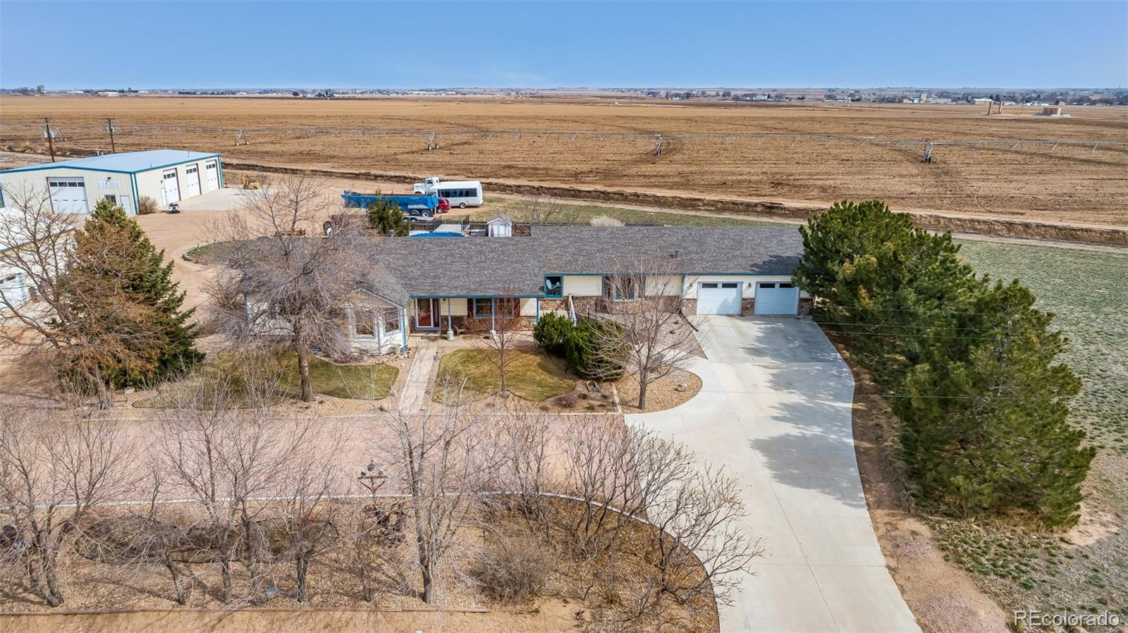 20476 County Road 29 Property Photo - Platteville, CO real estate listing