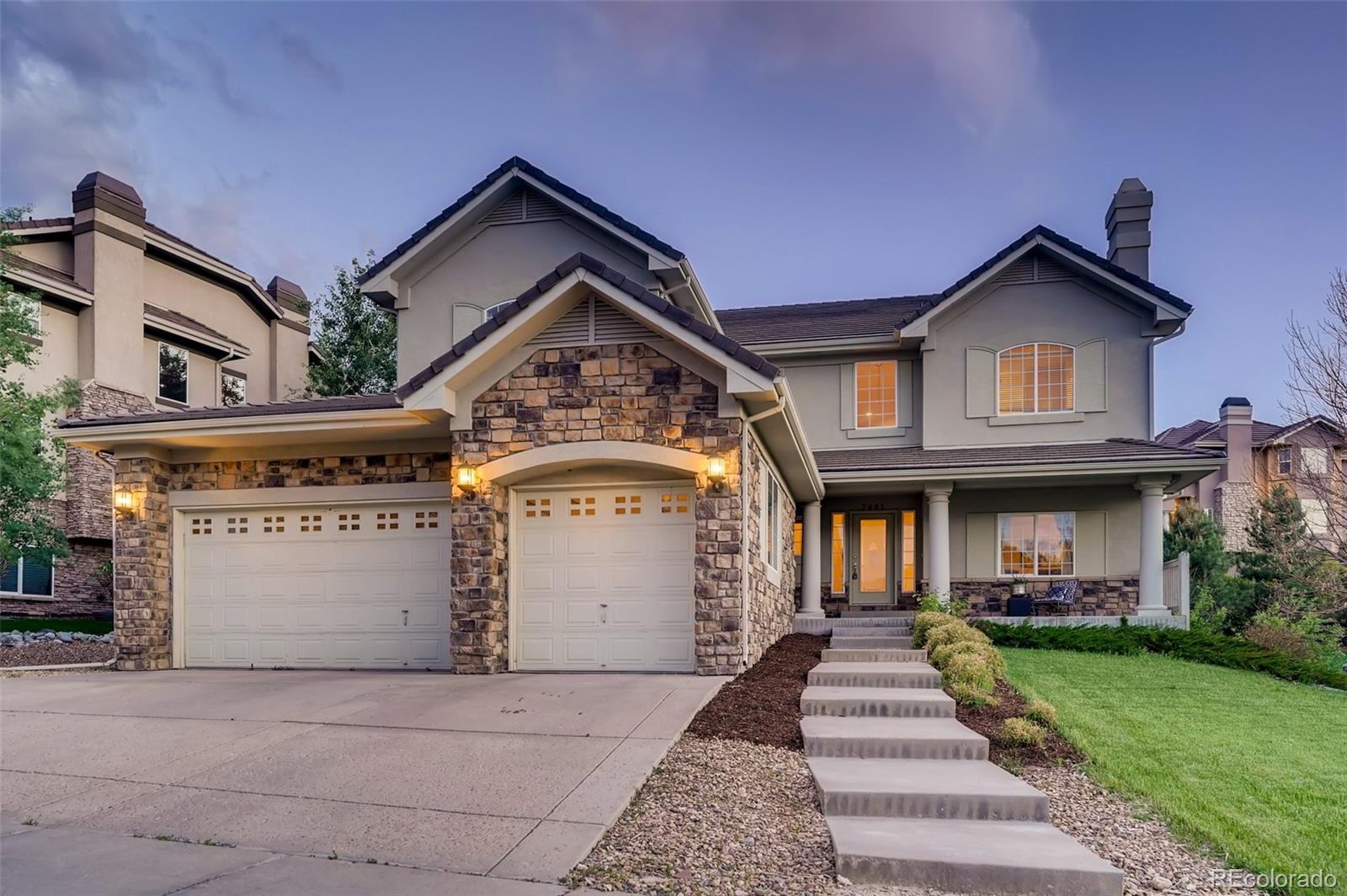 7461 S Coolidge Way Property Photo - Aurora, CO real estate listing
