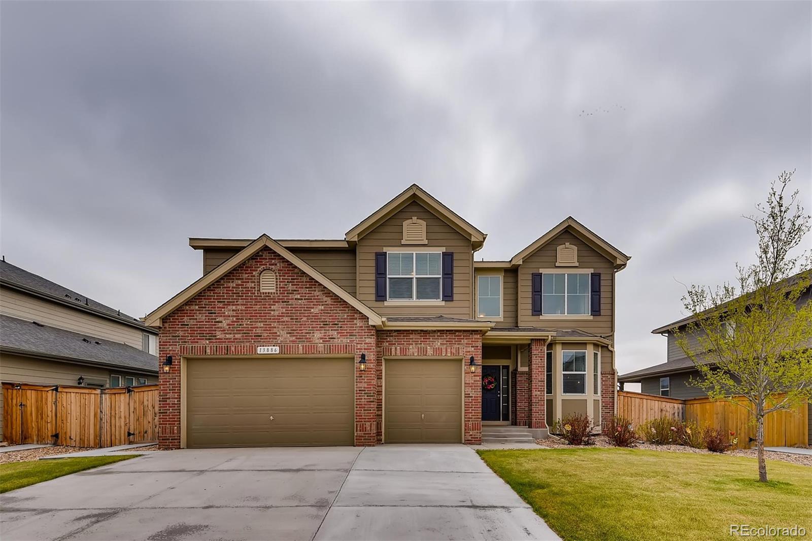 13886 Tamarac Street Property Photo - Thornton, CO real estate listing