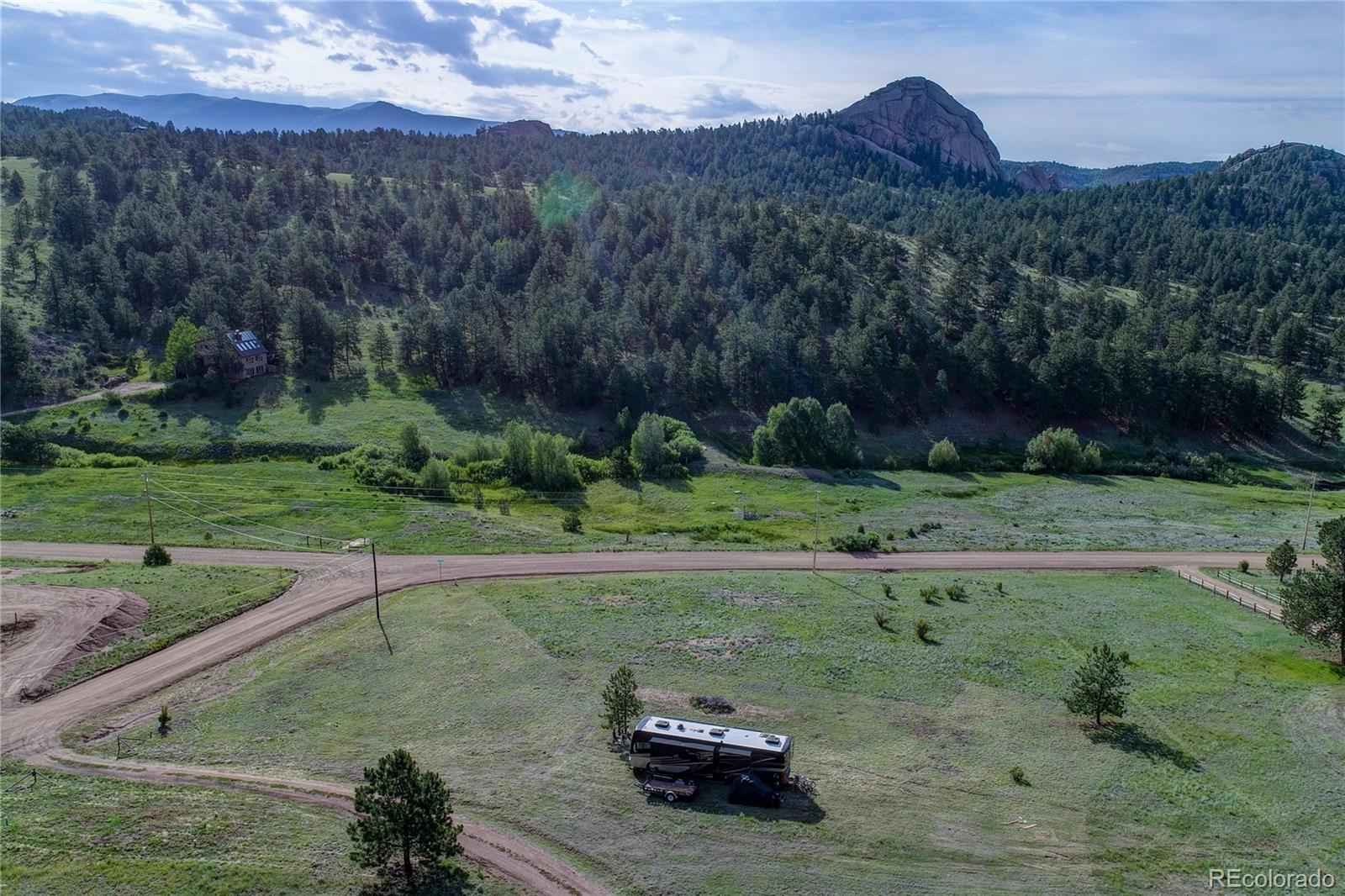 101 Carriage Drive Property Photo - Florissant, CO real estate listing